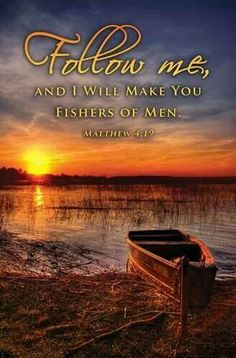 Fishers of Men (Matthew Bulletins, 100 Biblical Quotes, Bible Verses Quotes, Jesus Quotes, Bible Scriptures, Faith Quotes, Healing Scriptures, Healing Quotes, Heart Quotes, Matthew 4 19