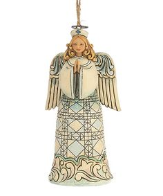 Loving this Jim Shore Nurse Angel Hanging Ornament on #zulily! #zulilyfinds