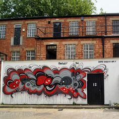 Street Art London, Weston Super Mare, Bethnal Green, 4th Street, Brick Lane, Croydon, Art Uk, Gloucester, Art Festival