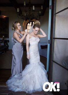 Celebrity Wedding: Hillary Duff