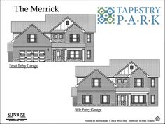 The Merrick Elevation