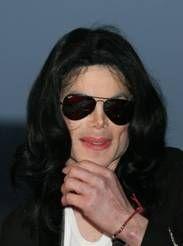 Michael Jackson en Ray-Ban