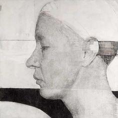 "MEDALLA DE HONOR. Dominika Berger Jedrzejec  ""Silencio"".lapiz, carboncillo, acrílico. 195x195cm. Art Ideas, Charcoal, Pastel, Bmw, Artwork, Door Prizes, Artworks, Dibujo, Paintings"