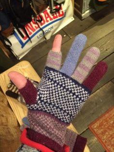 手袋☆写真