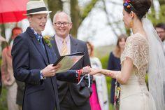 stylish groom with trelby hat Beaded Collar, Celebrity Weddings, Beautiful Bride, Dress Making, Bridal Dresses, Bespoke, Floral Design, Groom, Alice