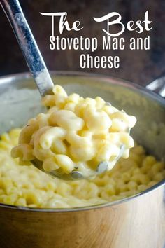 Stovetop Mac And Cheese Recipe With Evaporated Milk.Our Favorite Stove Top Macaroni And Cheese Recipes. Easy Stovetop Mac And Cheese Jo Cooks. Stove Top Mac N Cheese Recipe Food Network Recipes . Home and Family Avocado Mac And Cheese, Cheesy Mac And Cheese, Stovetop Mac And Cheese, Creamy Macaroni And Cheese, Macaroni Cheese Recipes, Pasta Recipes, Velveeta Mac And Cheese, Quick Mac And Cheese, Skillet Mac And Cheese