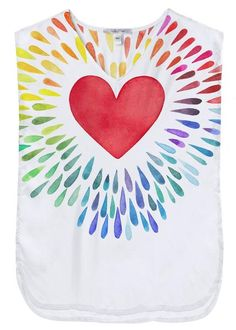happy heart print beach cover-up poncho with matching swimsuit makes this a joyful look for happy times. Preteen Girls Fashion, Girl Fashion, Ruffle Swimsuit, Swimsuit Cover, Beach Cover Ups, Girls Bathing Suits, Cute Cuts, Poncho, Happy Heart