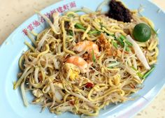 Ming Yun Famous Fried Hokkien Prawn Noodle