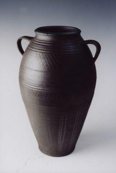 hrniec hrnčiarsky zadymovaný - Slovak folk art - black clay pot Bratislava, Black Clay, Clay Pots, Folk Art, Ceramics, Heart, Ceramica, Pottery, Popular Art