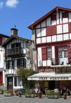10 Aquitaine 64 Pyrenees Atlantiques Ideas France Basque Country Village