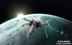 Prepare to Pilot Your Own X-Wing