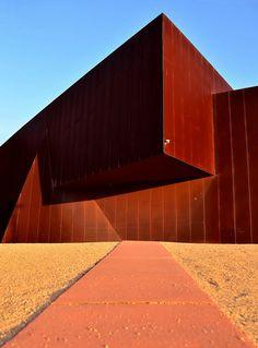 Australian centre for contemporary art - Melbourne