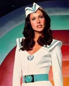 "Erin Gray in ""Buck Rogers in the 25th Century"" - I was in love."
