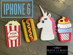 Nuevoa modelos de Cases de silicón para el Iphone 6. Pregunta por los modelos que tenemos al 2x1 para Iphone 4s/5s/6 y 6 Plus!