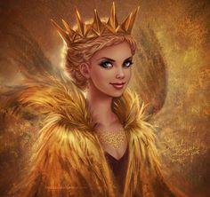Ravenna - Snow White and the huntsman