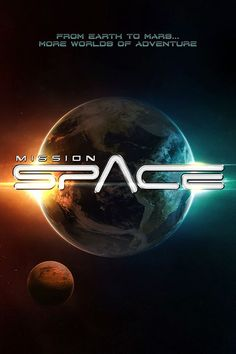 New Adventures Begin August 2017. Mission: SPACE at Epcot.