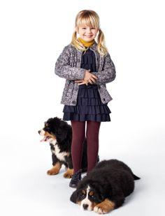 Petit Bateau : hiver 2012-2013   MilK - Le magazine de mode enfant