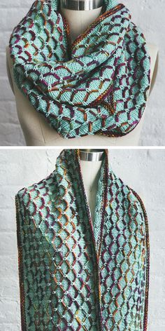 Free Knitting Pattern for 6 Row Repeat Glorious Cincuenta Cowl - Gorgeous infini. patterns free scarf infinity Free Knitting Pattern for 6 Row Repeat Glorious Cincuenta Cowl - Gorgeous infini. Knitting Stitches, Knitting Patterns Free, Free Knitting, Crochet Patterns, Free Pattern, Pattern Sewing, Knitted Cowl Patterns, Crochet Designs, Crochet Gratis