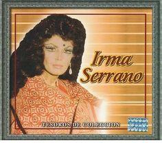 Irma Serrano CD New Tesoros de Coleccion Box Set Con 3 CDs 30 Canciones   eBay