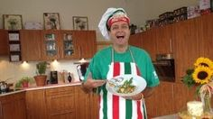 Vařte S Majklem - YouTube Super Pizza, Gnocchi, Ronald Mcdonald, Youtube, Spaghetti, Youtubers, Noodle, Youtube Movies