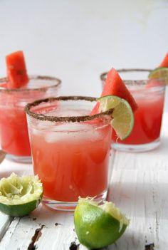 Boulder Locavore - Local. Seasonal. Food. Drink.: Smoky Watermelon-Jalapeno Margarita