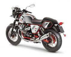 Moto Guzzi V7 Racer (2012)