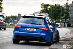Audi RS4 Avant B8 Nogaro Selection 9