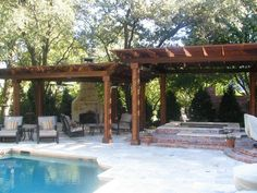 Patio Cover  http://www.TexasBestFence.com #PatioCover #Patio