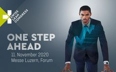 Swiss Lean Congress 2020 - One step ahead One Step, First Step, Full Stop