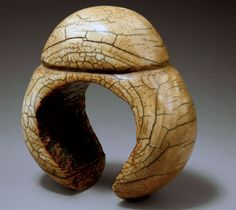 Africa | Ivory bracelet from Cameroon | Early 20th century