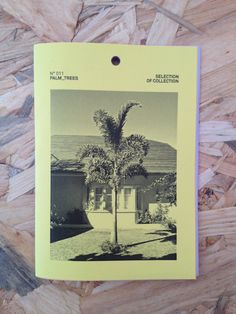 theophilespapers: - In stock Dieudonné Cartier S/O/C n*011 PALM_TREES Nicolas Hoarau