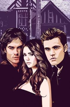 Find images and videos about the vampire diaries, tvd and ian somerhalder on we heart it - the app to get lost in what you love. Vampire Diaries Enzo, Vampire Diaries Books, The Vampires Diaries, Serie The Vampire Diaries, Vampire Diaries Poster, Vampire Diaries Outfits, Vampire Diaries Wallpaper, Vampire Diaries The Originals, Damon E Stefan