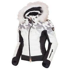 e1bdc8c250 Rossignol Apoline Luxe Down Ski Jacket (Women s) - Fox Fur Jacket