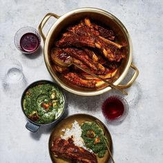 Food & Wine's Pork Ribs Vindaloo recipe is the perfect dinner party dish.