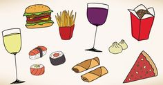 Just because you're having take-out doesn't mean you shouldn't have glass of wine, too. The ideal wine pairings for the take-out meal you're craving.