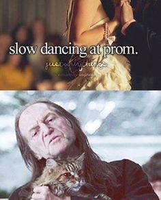 hahahahahahhahaha. Harry Potter Humor! Slow Dancing At Prom.