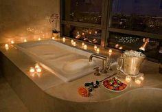 Merveilleux Romantic Bath