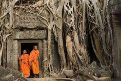 Angkor Wat - Bob Krist