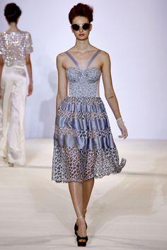 Temperley London Spring 2013 Ready-to-Wear Fashion Show - Irina Nikolaeva