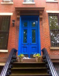 Blue Door Friday