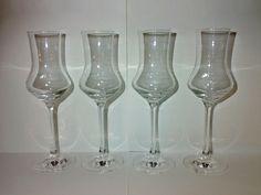 4 Gläser SCHOTT ZWIESEL für für Brandy Grappa Tasting Whisky Whiskey Cognac LOOK