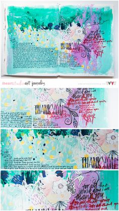 Art Journal post June 15