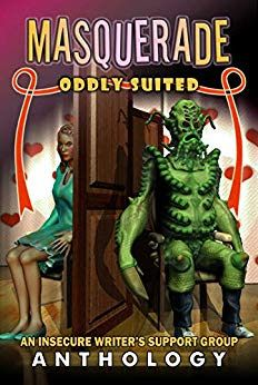BigAl's Books and Pals: Review: Masquerade: Oddly Suited by Various
