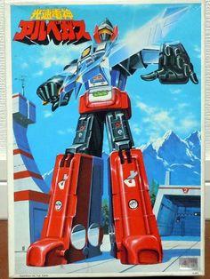 Voltron Force, Mecha Anime, Super Robot, Cartoon Pics, Box Art, Plastic Models, Illustration, Hero, Japan