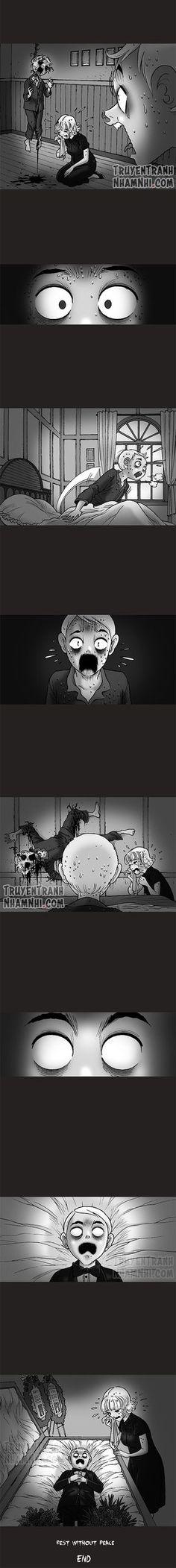 Silent Horror chap 206: Nightmare - ác mộng