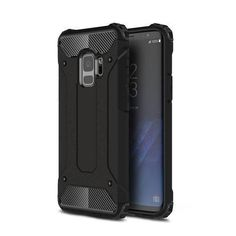 Husa Carcasa Samsung Galaxy S9 G960F Black Armor, Samsung, Galaxies, Sam Son