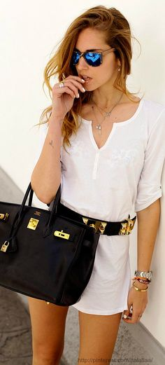 Street style - Chiara Ferragni hermesbags-outlet.com $159 hermes handbags,hermes bags,hermes for you.