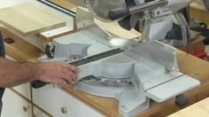 What is a Miter Saw Used For? | WWGOA  #WWGOA