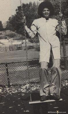 Michael Jackson - 1978 - Central Park Photoshoot. @carlamartinsmj