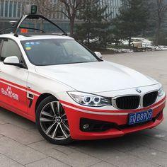 Baidu develop autonomous cars @TheTinuku